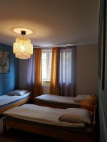 """Pokój """"Blue Room"""""""